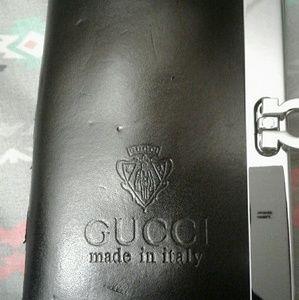Gucci key wallet